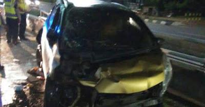 Astaga Alami Kecelakaan, Kondisi Sheila Marcia Kini ......