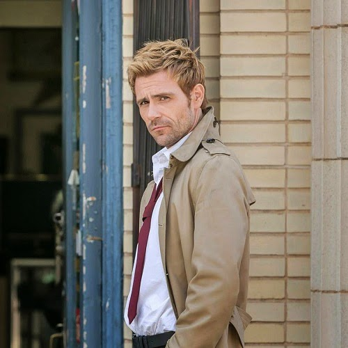 Matt Ryan as John Constantine in NBC Constantine Season 1 Episode 2 The Darkness Beneath
