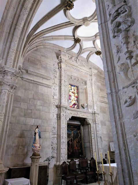 Monasterio de Uclés, sacristía