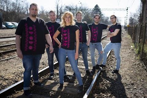 Iram címmel megjelent a Cimbaliband zenekar új lemeze