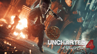 Uncharted 4 - A Thief's End   IMFROSY