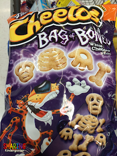 Cheetos Bag of Bones