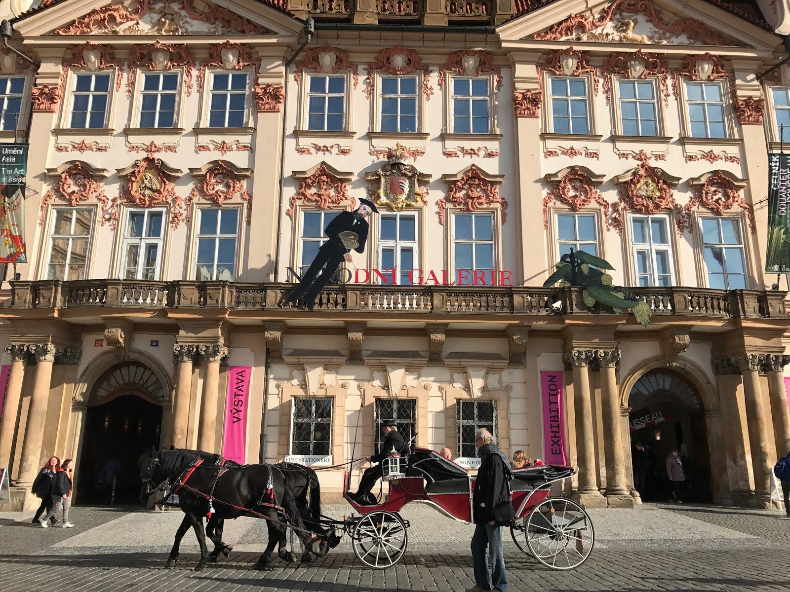 Escapade de 4 jours prague le bout de la lorgnette - Office de tourisme de prague ...