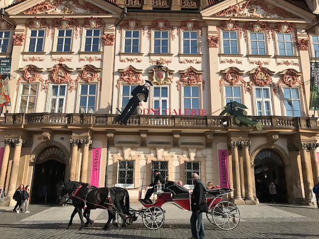 place de la vieille ville Prague