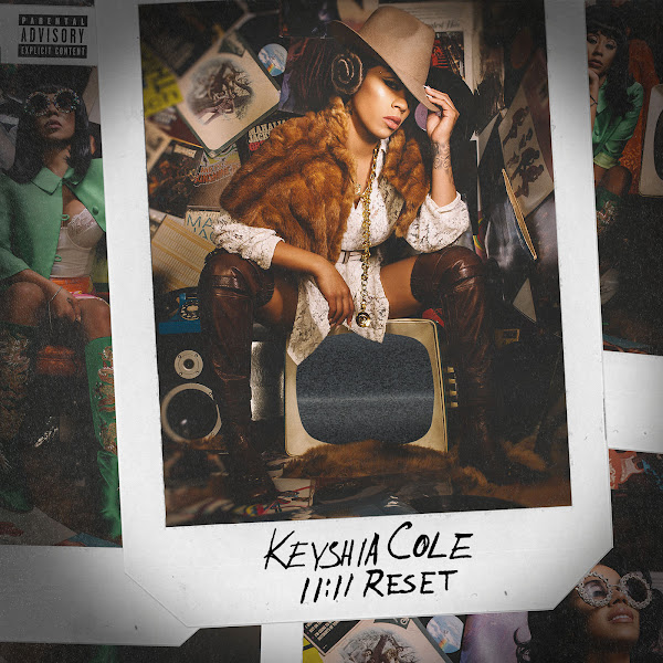 Keyshia Cole - Best Friend - Single Cover