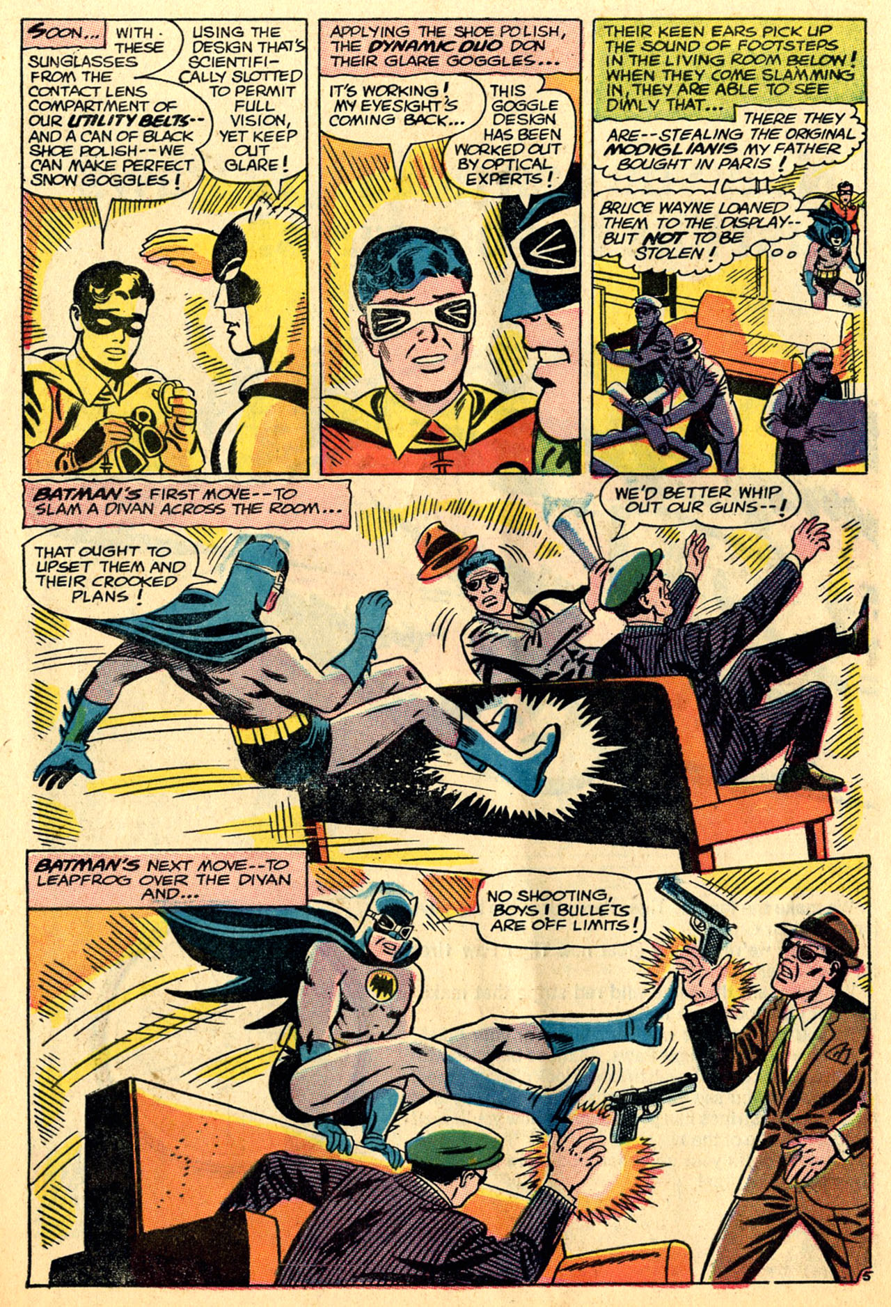 Detective Comics (1937) 368 Page 7
