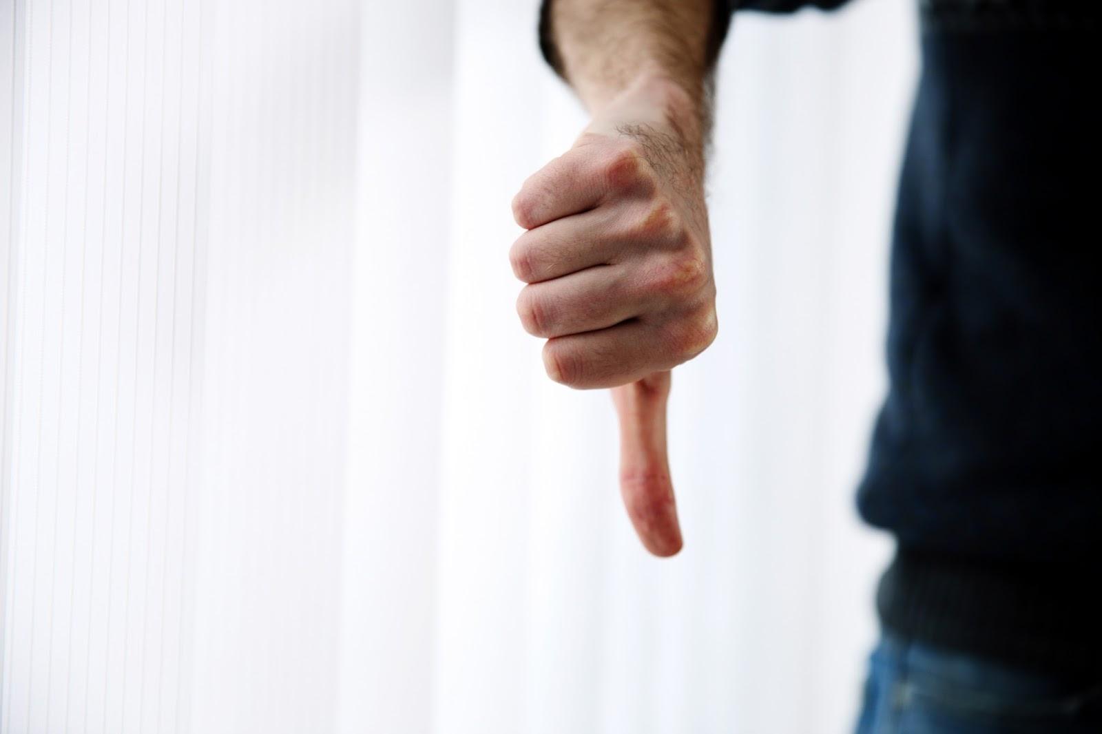 7 błędów w rozwiązywaniu konfliktów