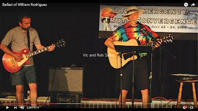 Vic & Rob Sadot at American U soon released Ballad of William Rodriguez