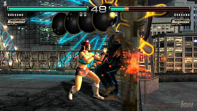 Tekken 5 Dark Resurrection Highly Compressed