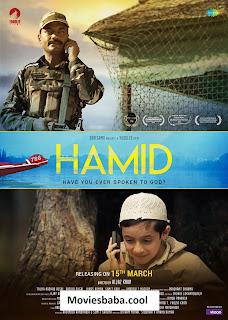 Hamid (2018) Full Movie Hindi HDRip 1080p | 720p | 480p | 300Mb | 700Mb