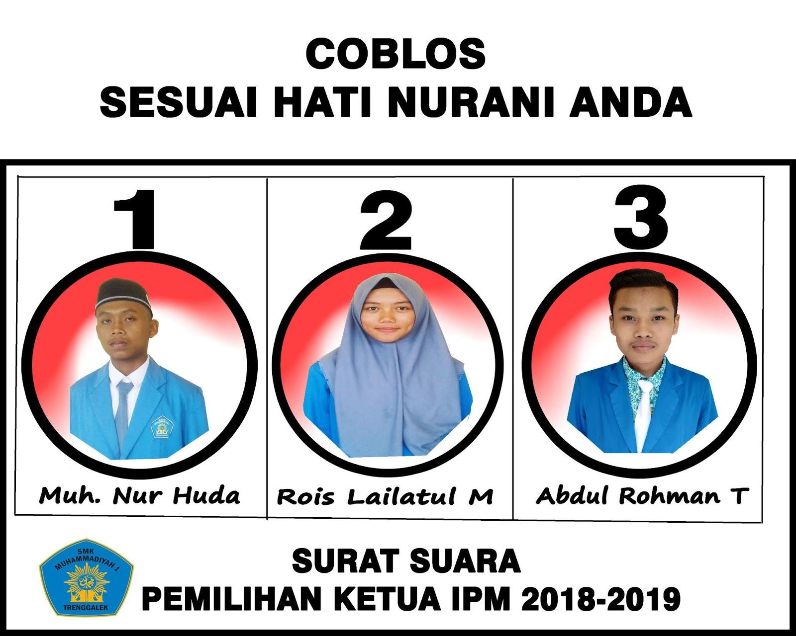 Demokrasi Ala Smk Muhammadiyah 1 Trenggalek I Admin Esemkamucom