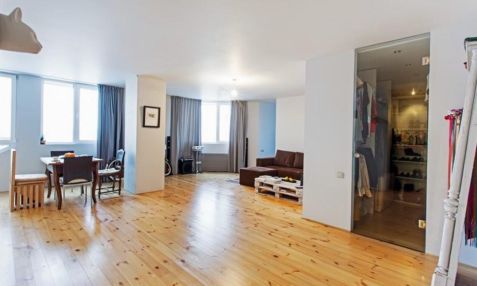 Travaux appartement 92110 clichy