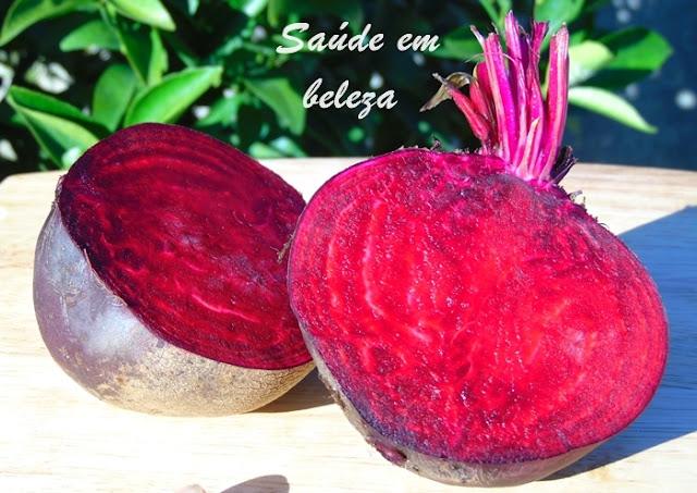 Benefícios e propriedades da beterraba vermelha