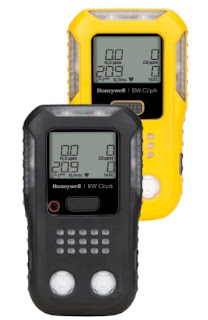 wearable multi-gas detector for personnel safety