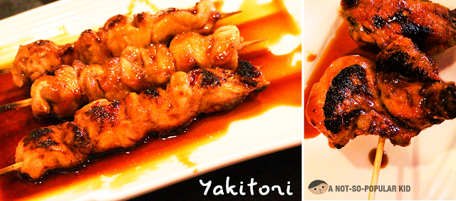 Yakitori and Chicken Wings (Tebasaki) of Kamameshi House