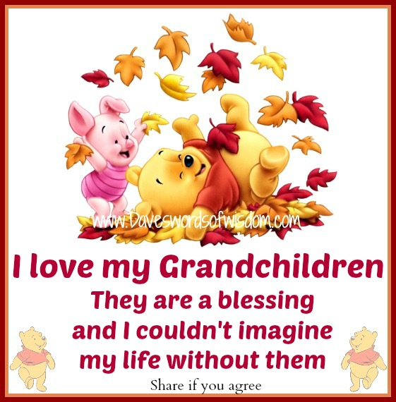 Pictures Of I Love My Grandkids Quotes Kidskunstinfo