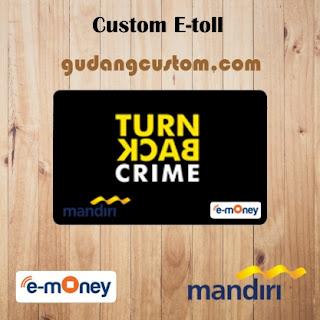 Custom Etoll