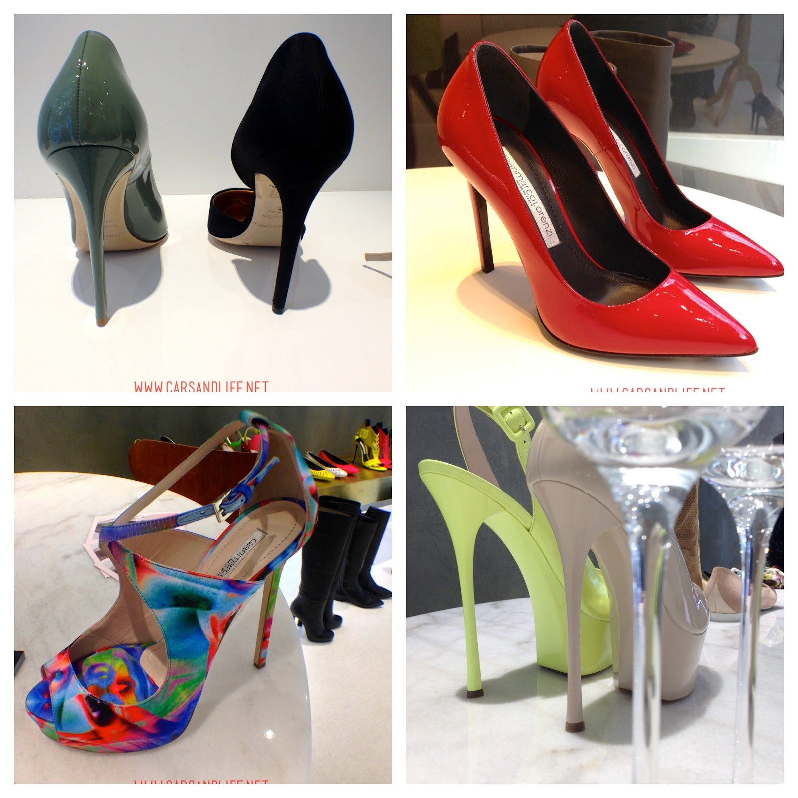 Gianmarco Lorenzi Pre-Fall 2014 Collection from London