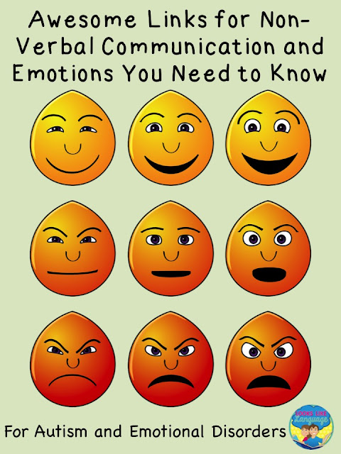 Awesome Links for Non-Verbal Communication and Emotions You Need to Know
