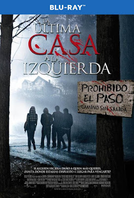 The Last House On The Left 2009 BD25 Spanish