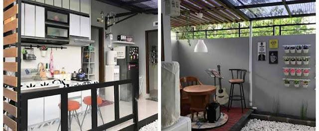 Dapur outdoor untuk rumah tipe 36 sebenarnya bukan konsep baru. Namun begitu, tidak banyak pengembang properti maupun yang membangun rumah tipe 36 menggunakan konsep dapur outdoor. Padahal jika dilihat, konsep dapur outdoor ini lebih nyaman.
