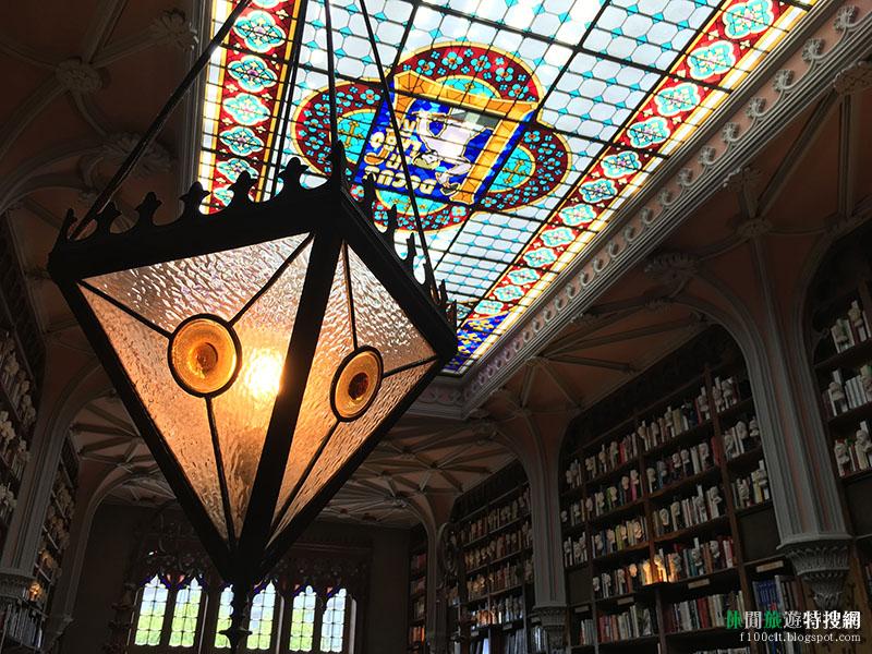 [葡萄牙.波多] 萊羅書店Livraria Lello:具有百年歷史 是世界最美書店之一