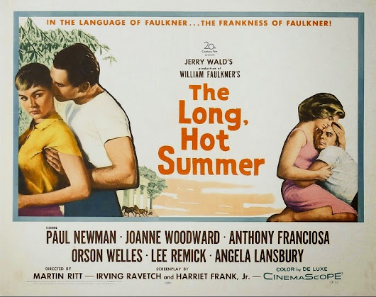 Sewing through the Cinema~The Long Hot Summer