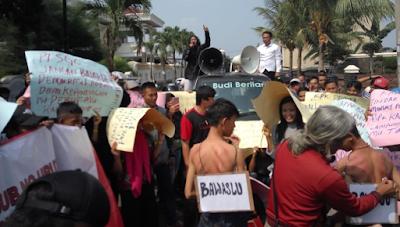 Bawaslu Lampung Masuk Angin