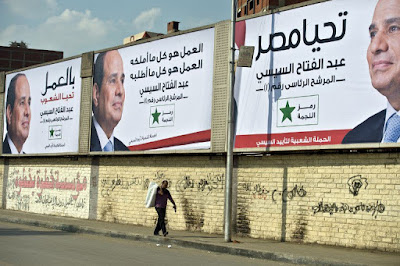 Sisi's campaign in 2014