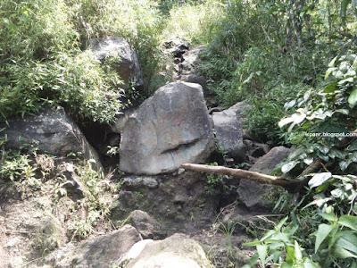 Jalur Pendakian gunung Guntur