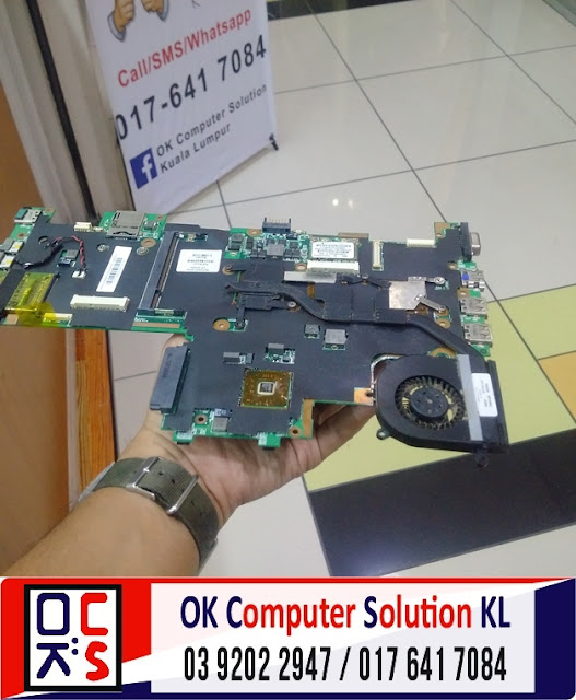 [SOLVED] SERVIS LAPTOP HP PAVILION DV2 | REPAIR LAPTOP CHERAS 4