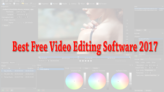 Best Free Video Editing Software 2019