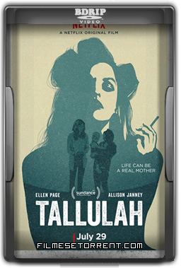 Tallulah Torrent HDRip Dual Áudio 2016