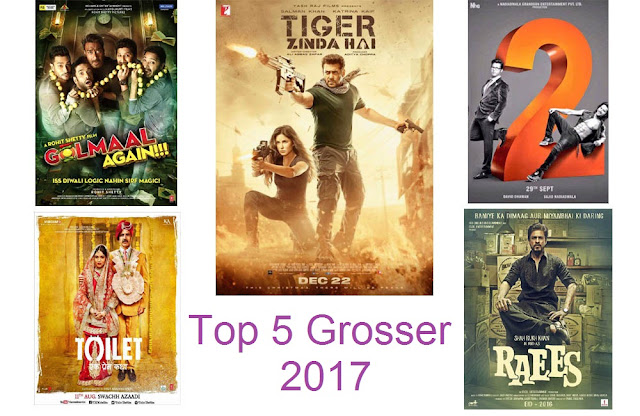 bollywood biggest hit 2017