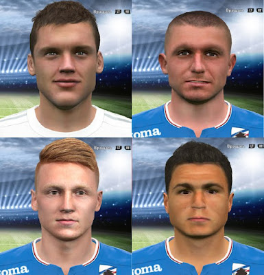 PES 2016 UPL Mini facepack by Futsur