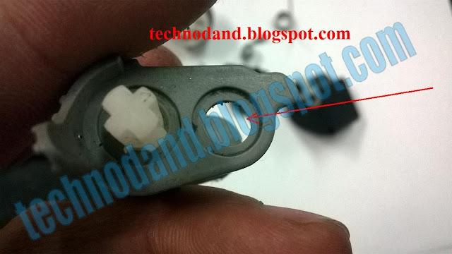 Memperbaiki ASF ROLLER atau Pick Assy Penarik kertas Epson L100, L200, T13