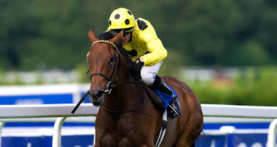 Going Places, trained by Roger Varian
