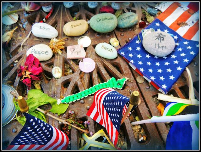 Memoriales de la Maratón de Boston