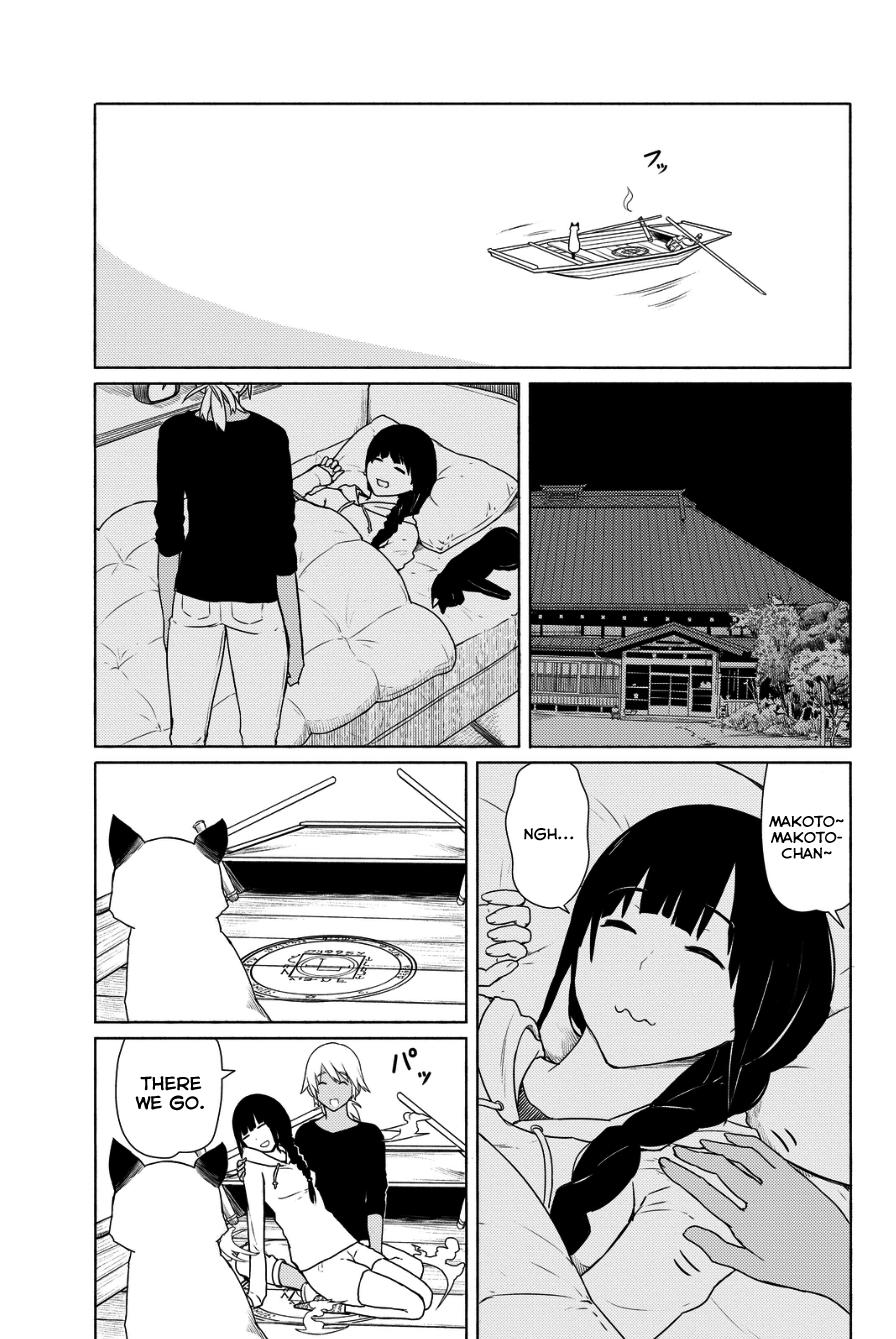 Flying Witch - Chapter 23