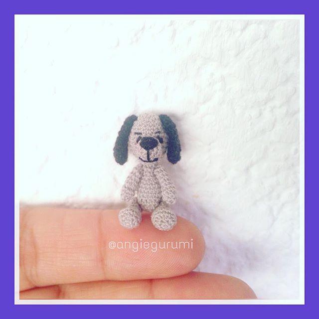 Amigurumi DIY by AngieGurumi: Amigurumi, Cómo tejer miniaturas, Free ...