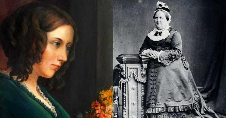 Catherine Hogarth güzel bir kadındı ama yıllar içinde tüm güzelliğini kaybetmişti.