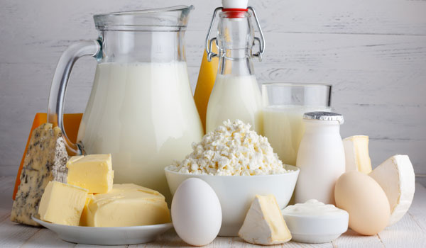 Use dairy products to soothe sunburn instamag