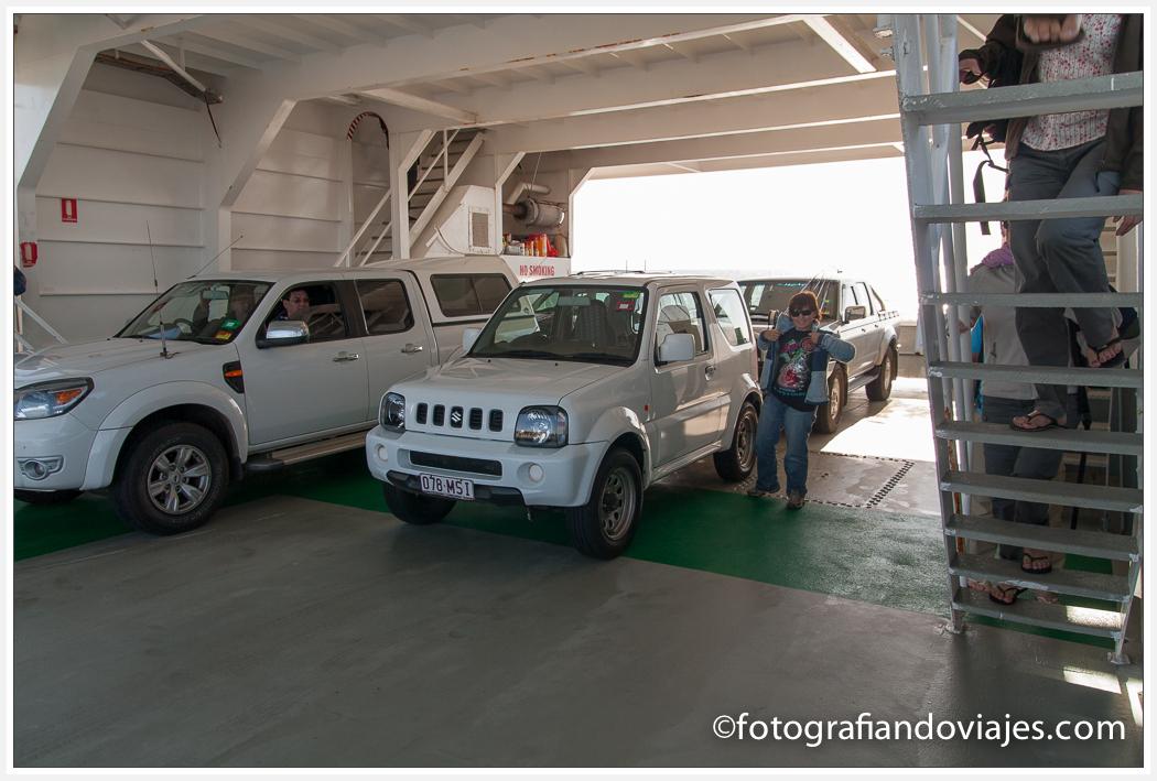 ferry a Fraser