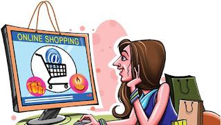 Online Shopping ke Fayde aur nuksaan.