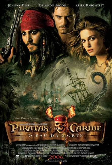 Baixar Piratas do Caribe 2: O Baú da Morte
