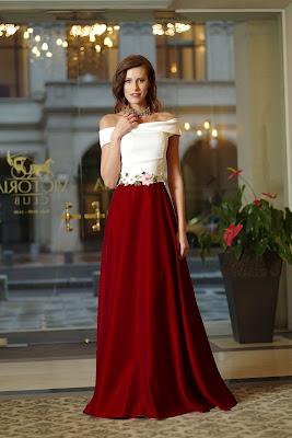vestidos largos y pegados
