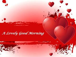 Good Morning Romantic Wallpaper for Boyfriend