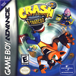 Crash Bandicoot 2: N-Tranced ( BR ) [ GBA ]
