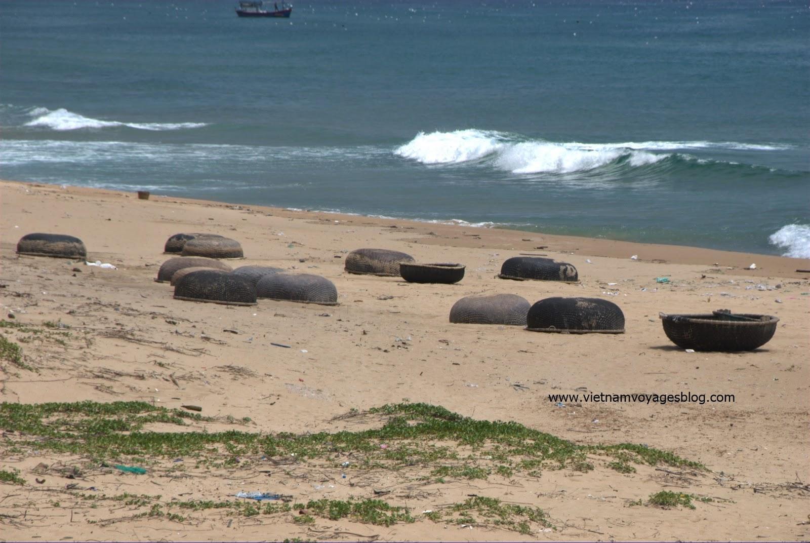 Hoang sơ biển Bãi Gốc, Phú Yên
