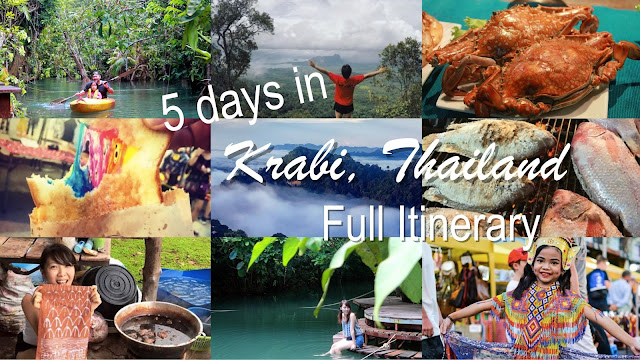 Krabi places to go